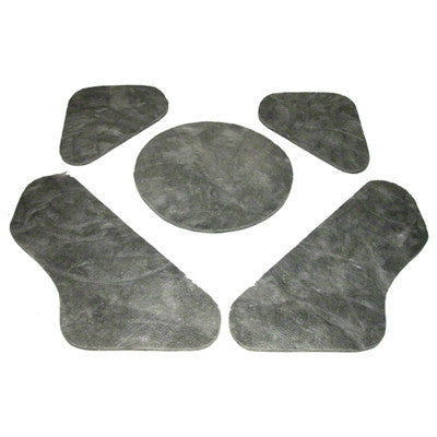 GMK4033202701S HOOD INSULATION PAD FOR ALL MODELS EXCEPT SUPER SPORT