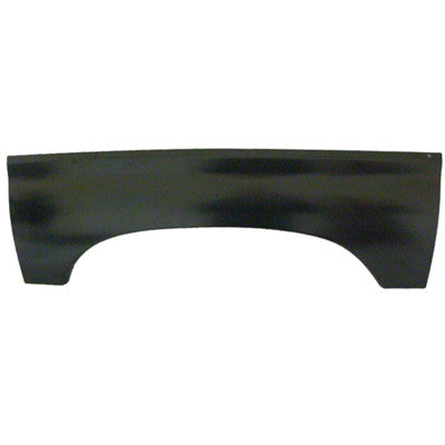 GMK403365070L 1970-1972 CHEV CHEVELLE AND MALIBU WHEEL ARCH PATCH LH 12 1/4in HIGH X 37 1/8in LONG