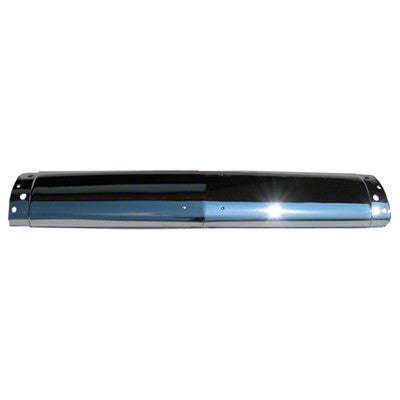 GMK404000056A 1956-1956 CHEV 150 BUMPER FACE BAR FRONT- CHROME- CENTER- PREMIUM QUALITY-USA CHROME