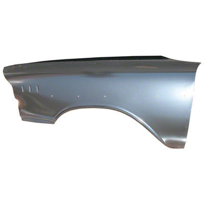 GMK4040100572L 1957-1957 CHEV 150 DRIVER SIDE FRONT FENDER WITH HOLES