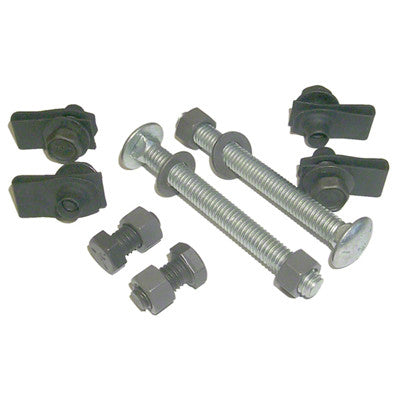 GMK4080749641S 18-PIECE FUEL TANK STRAP HARDWARE KIT- CONSISTS OF BOLTS AND NUTS
