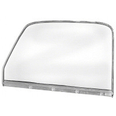 GMK4140404472RS 1947-1950 CHEV PICKUP C/K and 1947-1950 SUBURBAN PASSENGER SIDE DOOR GLASS ASSEMBLY WITH CHROME FRAME