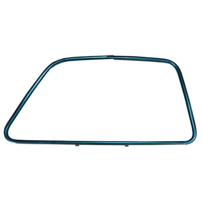 GMK4140405472AL 1947-1955 CHEV GMC PICKUP C/K AND SUBURBAN STAINLESS STEEL DRIVER SIDE OUTSIDE DOOR GLASS MOULDING
