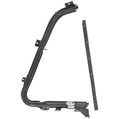 GMK4140419511R 1951-1955 CHEV GMC PICKUP C/K AND SUBURBAN PASSENGER SIDE EDP PRIMED VENT WINDOW FRAME- INCLUDES WEATHERSTRIP