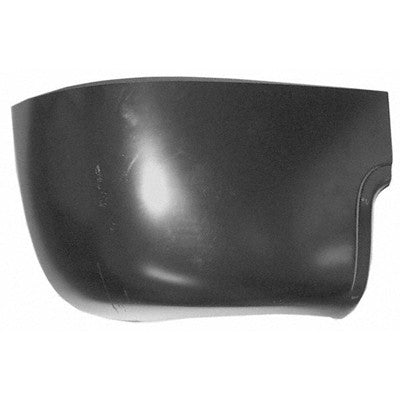 GMK414048547L 1947-1955 CHEV GMC PICKUP C/K AND SUBURBAN DRIVER SIDE CAB CORNER- 19in WIDE X 14in HIGH