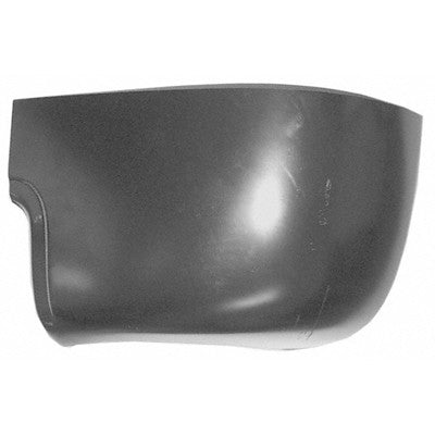 GMK414048547R 1947-1955 CHEV GMC PICKUP C/K AND SUBURBAN PASSENGER SIDE CAB CORNER- 19in WIDE X 14in HIGH