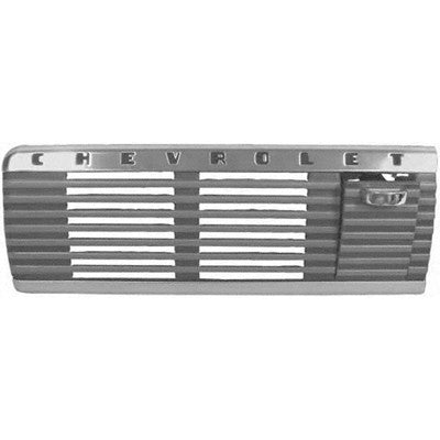 GMK4140538471 1947-1953 CHEV PICKUP C/K AND SUBURBAN DASH SPEAKER GRILLE WITH ASH TRAY