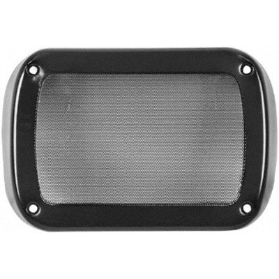 GMK4141523551 1955-1959 CHEV GMC PICKUP C/K AND SUBURBAN BLACK SPEAKER COVER