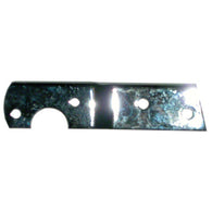 GMK4141844554L DRIVER SIDE CHROME TAIL LIGHT BRACKET FOR STEPSIDE MODELS