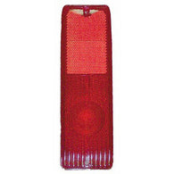 GMK4143845672 DRIVER OR PASSENGER SIDE TAIL LIGHT LENS FOR FLEETSIDE MODELS