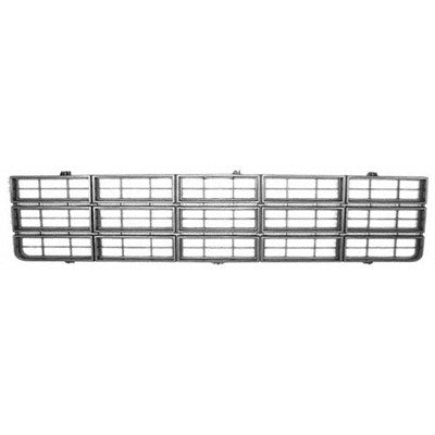 GM1200114 GRILLE- DARK SILVER [EXACT REPLICATION FOR 1977-1979]