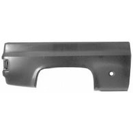 GM1757107 PASSENGER SIDE BED SIDE- FOR 6.5' FLEETSIDE MODELS- WITH ROUND GAS FILLER HOLE