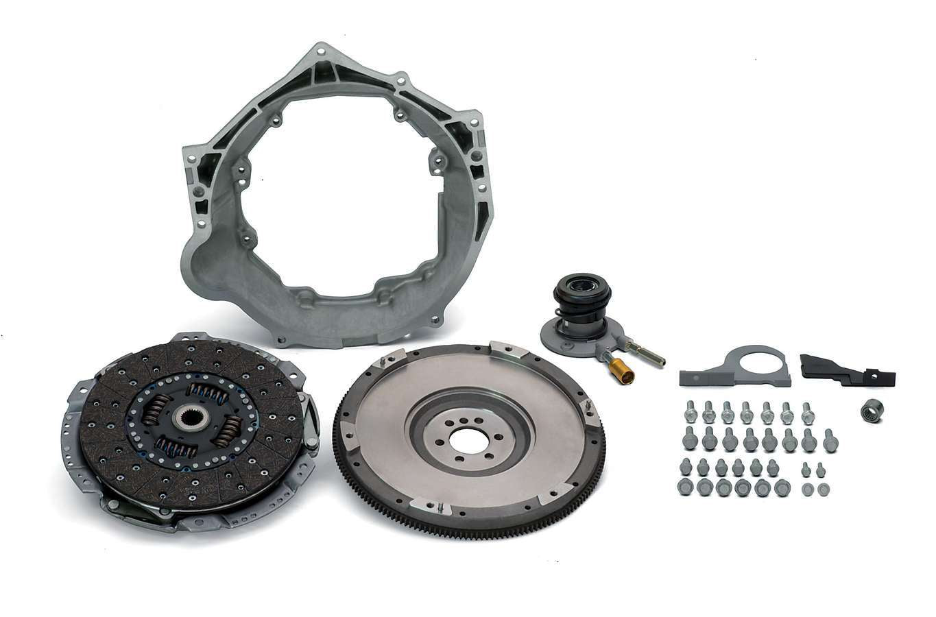 Trans Clutch Kit for 99-16 LS w/T56 Trans