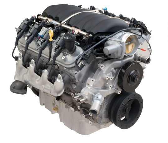 Crate Engine - 6.2L LS3 430HP