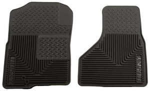 Heavy Duty Floor Mats Black