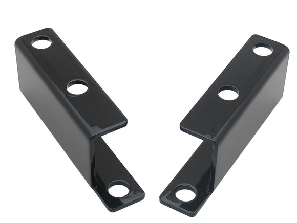GM 1955-58 Booster Bracket Powder Coated Black