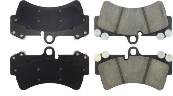 Sport Brake Pads with Sh ims & Hardware