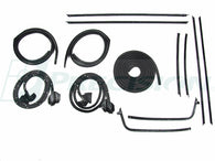 SWK 1410 70 1970 - 1972  Chevelle Body - Weatherstrip Kit