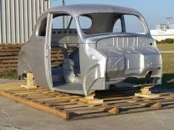 1940 Ford Coupe Body With Stock Firewall