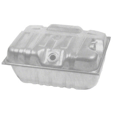TNKF26A 1973-1978 FORD PICKUP FUEL TANK- 38 GALLON- REAR MOUNT- WITHOUT ROLLOVER VALVE HOLE