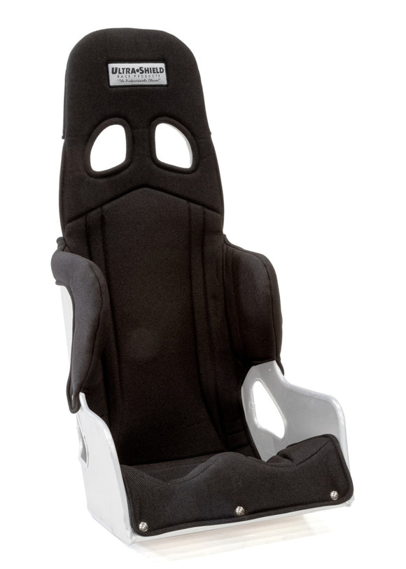Seat Cover Black 17in Pro Circle Track 2019