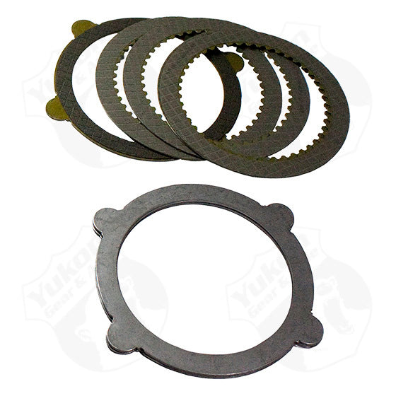 Trac Loc Clutch Set Ford 9in w/4-Tab Design