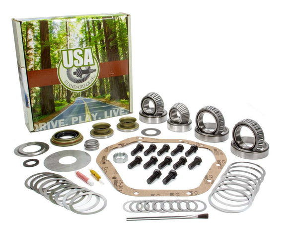 Master Overhaul Kit Dana 60 Front