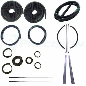 CWK 1111 49 1949 - 1950  Fc101 Body - Complete Weatherstrip Kits