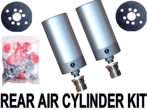 1995-1998 Nissan 240SX, Silvia S14 Rear Air Suspension Kit, Cylinder Kit (no fittings)