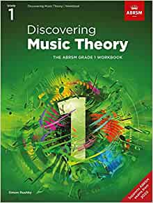New ABRSM Theory Papers and Workbooks 2020