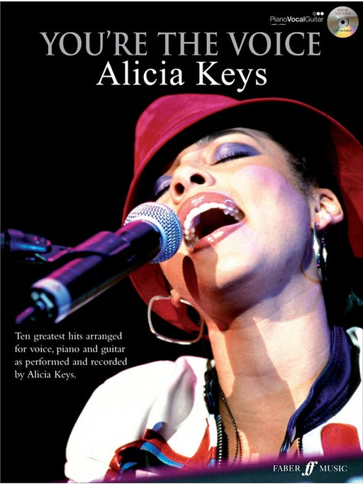 Alicia Keys-You're The Voice