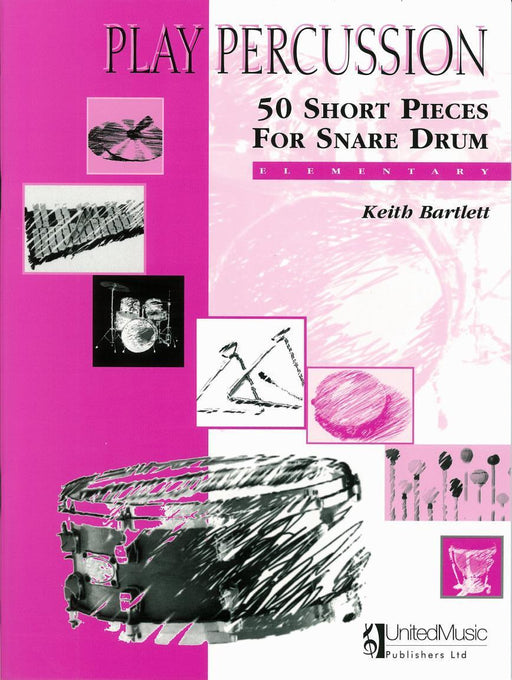 Play Percussion: 50 Short Pieces For Timpani (Elementary)