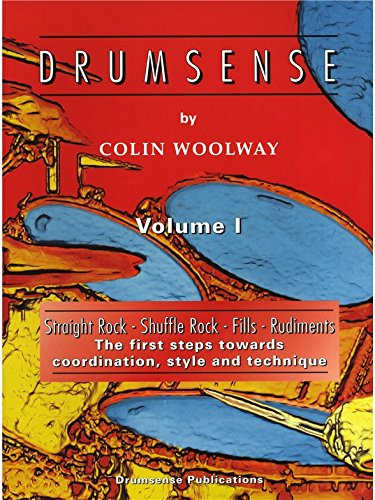 Drumsense Volume 1 (with CD)