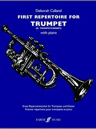 First Repertoire For Trumpet Deborah Calland