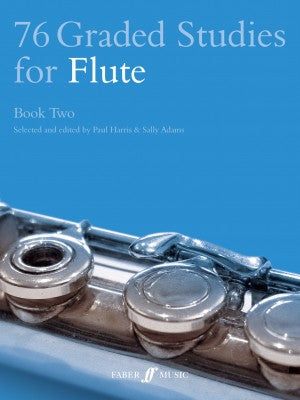 76 Graded Studies for Flute Book 2
