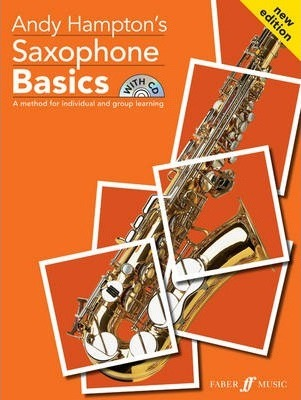 Andy Hampton Saxophone Basics With CD