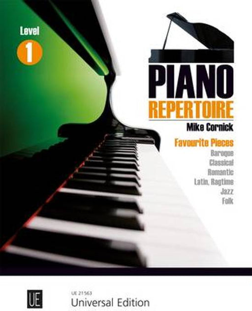 Mike Cornick Piano Repertoire Level 1