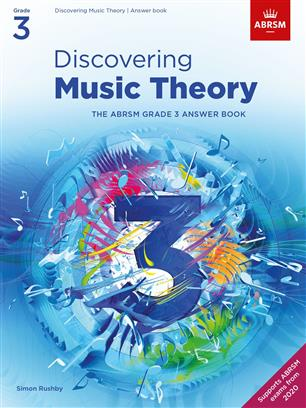 Discovering Music Theory G3 Answers