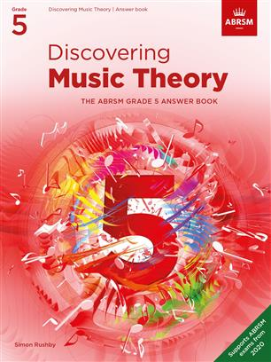 Discovering Music Theory G5 Answers