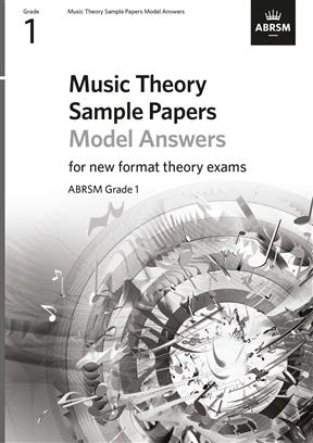 ABRSM Music Theory Sample Papers: Model Answers G1