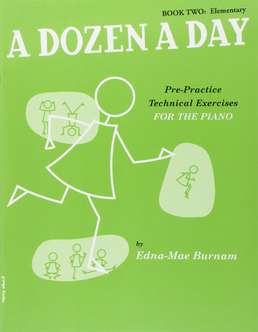 A Dozen A Day Book 2 Elementary