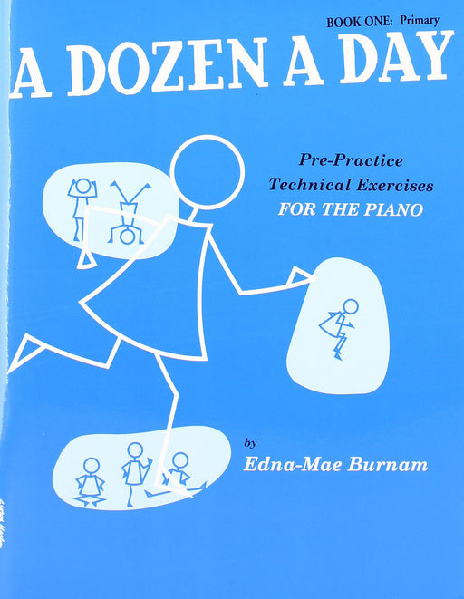 A Dozen A Day Book 1 Primary