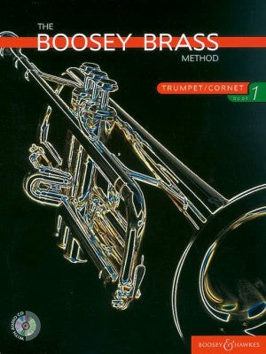 The Boosey Brass Method Trumpet Book 1