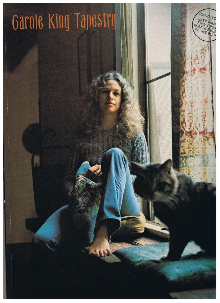 Carole King Tapestry PVG