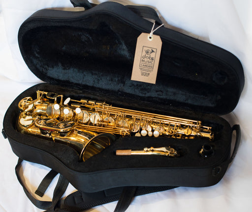 Trevor James Alto Saxophone Classic Horn II (Refurbished)