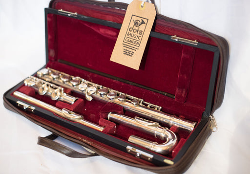 Jupiter Flute - Includes Curved Head (Refurbished)