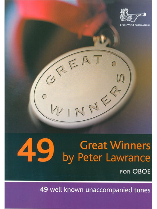 Great Winners 49 For Oboe