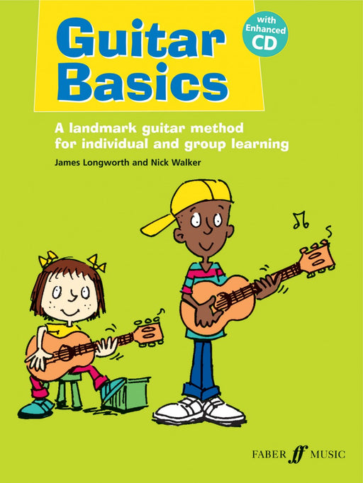 Guitar Basics + CD