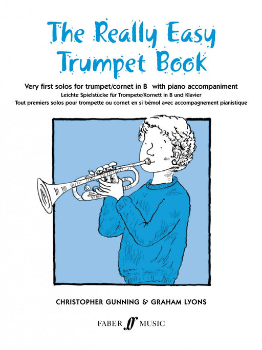 The Really Easy Trumpet Book Christopher Gunnings & Graham Lyons