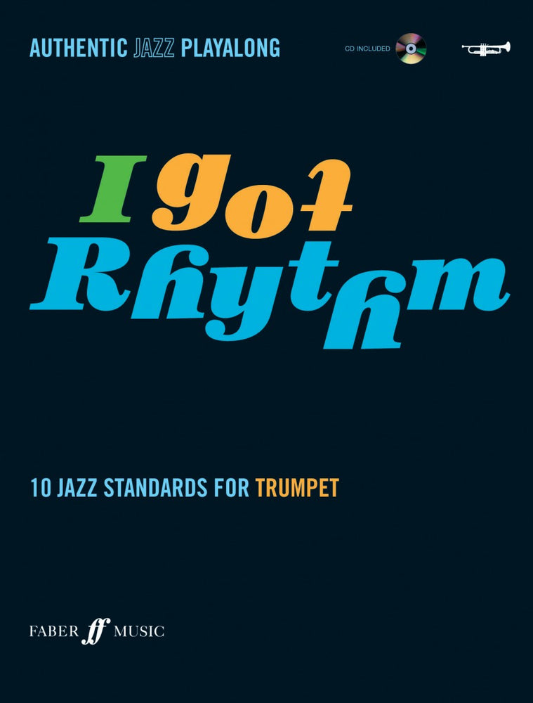 I Got Rhythm 10 Jazz Standards For Trumpet